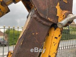 Bomford Hedge Rotobroyeur Cutter Costume Tracteur Compact