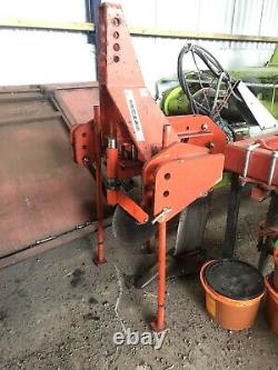 Browns Heavy Duty Subsoiler For Tractor Price Vat To Add