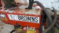 Browns Splitter Journal Heavyduty 3 Point De Liaison Ou Boulon Vers Le Bas