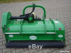 Broyeur Heavy Duty Double Rotor 1.5m