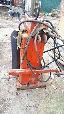 Bruns Lourd Log Splitter 3 Point Linkage
