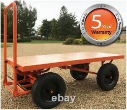 Camion À Platine Chariot Lourd 1000kg Cartoa Inclut Livraison & Vatuk