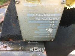 Cascade Heavy Duty Rotator Benne Basculante Jcb Dents Palette