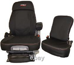 Case Ih Tractor Heavy Duty Seat Covers Black Grammer Maximo Dynamic Plus Seat