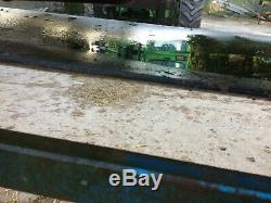 Ceinture De Recyclage De Bûches De Bois Conveyor En Caoutchouc De 28 Pieds