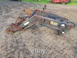 Chargeur Avant Trima 1510l Avec Massey Ferguson 565 Supports Tracteurs, Rapide, Gris