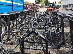 Charnières À Chaîne Montées Sur Tracteur 3m £995+ Tailles D'othee Vat Disponibles