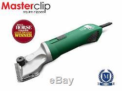 Cheval Clipper Masterclip Heavy Duty 200w Hunter Tondeuse De Jardin Professionnelle