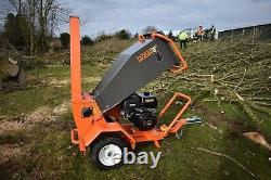 Chipper En Bois D'essence / 3.5 Capacité / Processeur En Bois / Chipper Lourd / Royaume-uni