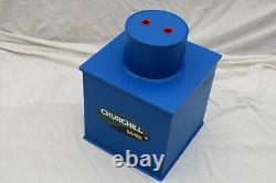 Churchill D4 28ltr Underfloor Safe Heavy Duty Money Storage