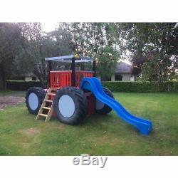 Commercial Cadre Escalade Tracteur Heavy Duty, Renforcé Mur Rock & Steps