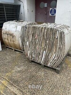 Compacteur De Presse-balles De Carboard