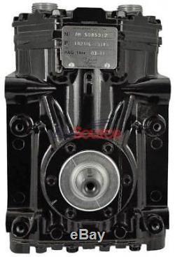 Compresseur D'air De Remorque De Tracteur Résistant, York T / CCI R210l Mei # 5237
