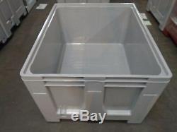Conteneur Commercial Résistant 1200x1000x790mm De Boîte De Palette Big Box Dolav