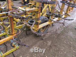 David Moreton 30ft (9,5 Mètres) Remorqué Robuste Cultivateur Tire-bouchon