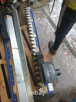 Digger Hedge Trimmer 1.8m Tondeuse À Doigts Hydraulique Lourde, Kubota
