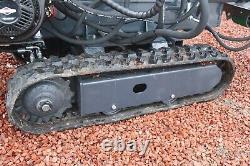 Dominateur Vr12ts Tracked Processeur De Bois De Chauffage 12ton Log Splitter Stihl Tronçonneuse