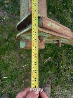 Dowdeswell 7 Jambe 8ft Cultiveur Plough, Éventreur, Sous-solaire, Bomford Superflow