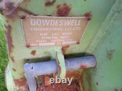 Dowdeswell Dp7d 4f Charrue Réversible, Rançons, Kverneland, Lemken, Rabbin, Kuhn