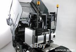 En Option Alu Full Heavy Duty Pour Tamiya Truck 1851 1/14 Tractor Truck
