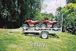 Ex Demo Galvanisé 8x5 Remorques, Heavy Duty Remorque 750kg, Utilisé Une Fois, 8x5