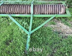 Field Roller Paddock Ring Roller Pas De Tva