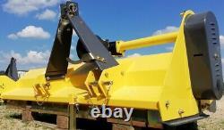 Flail Mower Prestigo Lt Heavy Duty Pour Tous Les Tracteurs De Taille