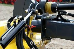 Flail Mower Prestigo Pro-l Heavy Duty Pour Tous Les Tracteurs De Taille