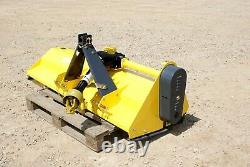 Flail Mower Prestigo St Heavy Duty Pour Tous Les Tracteurs De Taille