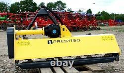 Flail Mower Prestigo St-h Heavy Duty Pour Tous Les Tracteurs De Taille