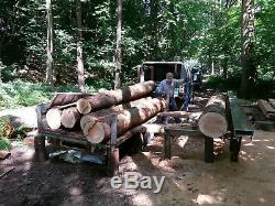 Foresterie / Utilisation Générale Lourde Remorque Service