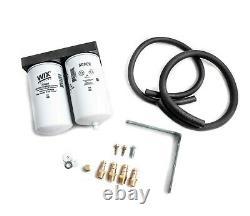 Gxp Diesel Fuel Filtration & Water Separator Kit Pour Duramax Cummins Powerstroke