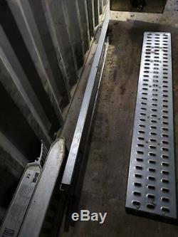 Heavy Duty Rampes De Chargement De La Remorque Pour Plantes Tracteur Digger Chariot Élévateur Et Etc.