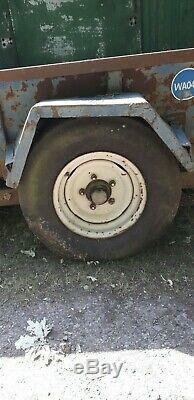 Heavy Duty T & F Basculement / Saut / Dumper Remorque