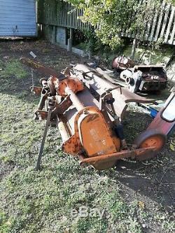 Howard Selectatilth Rotavator 6ft. Tracteur Driven Pto Heavy Duty