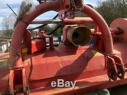 Humus Heavy Duty Rotobroyeur Broyeuse 2 Mètres
