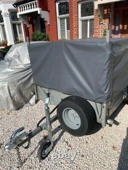Ifor Williams P6e Remorque Lourd 750kg