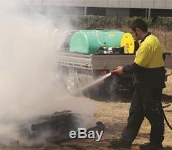 Jet Rapide De L'eau De Chasseur De Bec De Combattant De Tuyau De Lutte Contre L'incendie Résistant De 36m