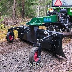 Kellfri Lame De Bulldozer 2.5mtr Pour Usage Intensif, Chasse-neige À Neige £ 1250 + Tva