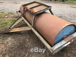 Kidd Rouleau D'herbe Plate Pour Usage Intensif, 10 Pi, Tracteur, Prairie