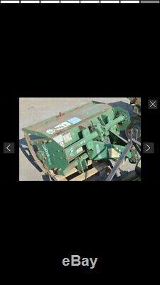 Kilworth Rotavator Monté Sur Tracteur Heavy Duty