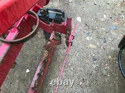 Konskilde Cultivateur De 4 Mètres Heavy Duty Avec Rouleau Emballeur £1200