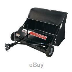 Lawn Sweeper Professional Grade 42 Heavy Duty Tracteur D'équitation Réglable Joindre
