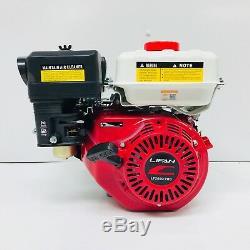 Le Moteur Essence Lifan Lf200q-pro 6.5hp Heavy Duty Remplace Le Gx160 Gx200