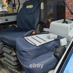 Le Nouveau Siège Extra Lourd Holland Couvre Le Tracteur De La Marine Grammer Maximo Dynamic
