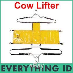 Leader Heavy Duty Pvc Elfin Sling Vache Vache Lifter