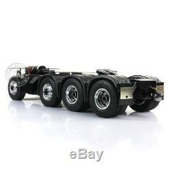 Lesu 1/14 Benz 3363 Rc 88 Châssis Robuste En Métal Pour Maquette De Camion