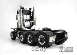 Lesu 1/14 Man Rc 88 Châssis Robuste En Métal Pour Équipement De Modèle De Camion Tracteur