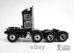 Lesu 1/14 Man Rc 88 En Métal Robuste Châssis Pour Camion Tracteur Modèle Équipement