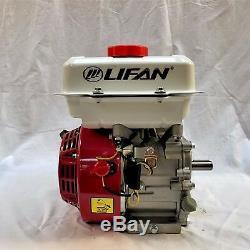 Lf160s-pro 5.5hp Lifan, Moteur À Essence Robuste Remplace L'arbre Honda Gx160 20 MM